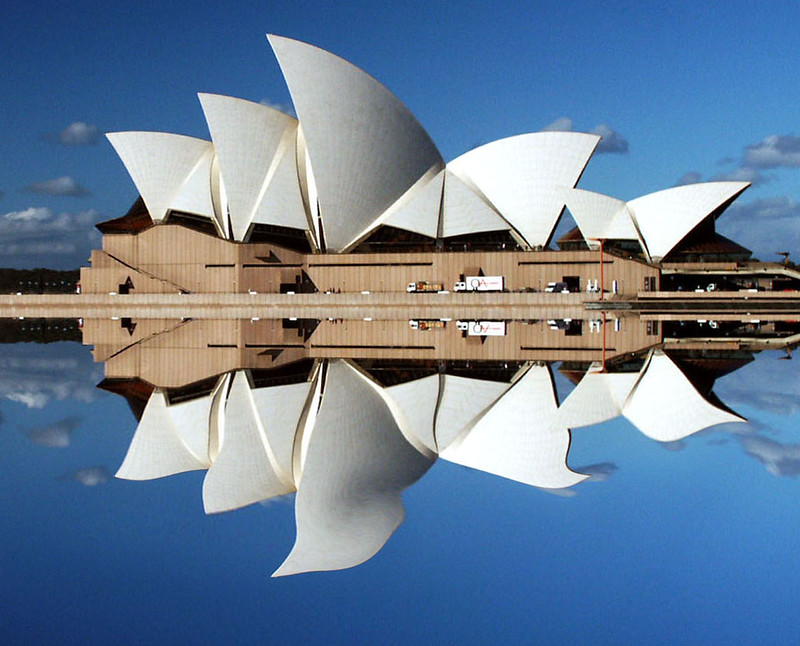 Beautiful photo of Sydney Opera house