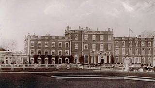 Brocklesby Hall Lincs REVIVALHERITAGE guests arrival | by revivalheritage