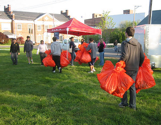 CleanUp Day   by City of Harrisonburg