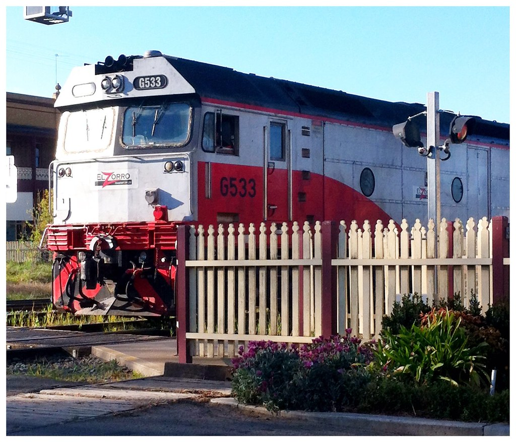 G533 at Junee by Cutto
