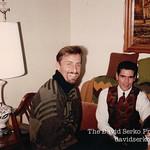 David and Eddie Baez Orthodox Christmas 1992