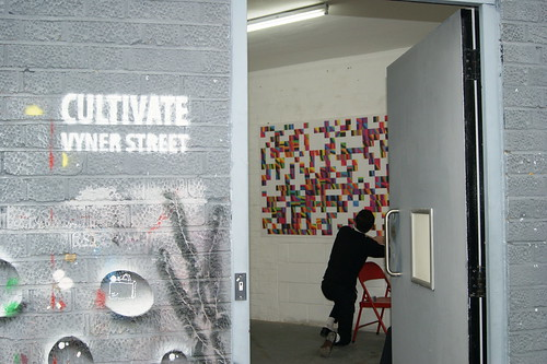 Cultivate Gallery, Vyner Street | by ArteFactsBlog