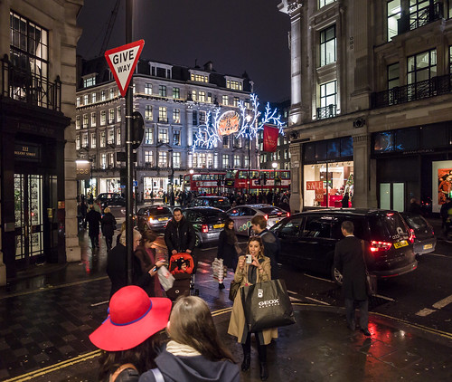 Regent Street | by James E. Petts