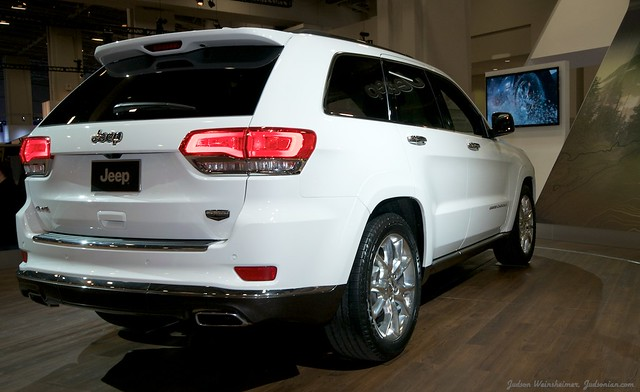 2013 Washington Auto Show - Upper Concourse - Jeep 3