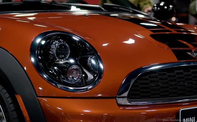 2013 Washington Auto Show - Lower Concourse - Mini 1