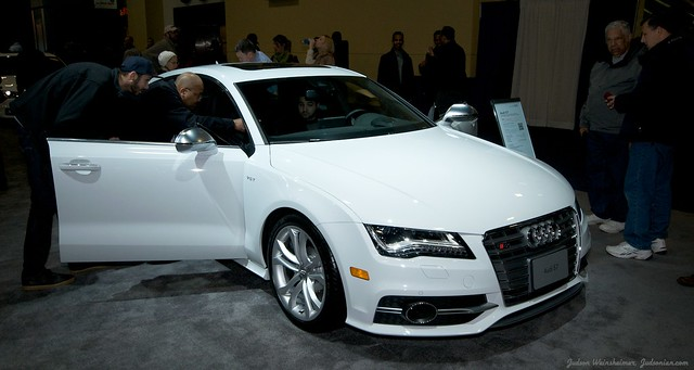 2013 Washington Auto Show - Lower Concourse - Audi 15