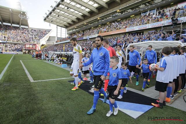 Club Brugge - Lokeren 14-08-2016