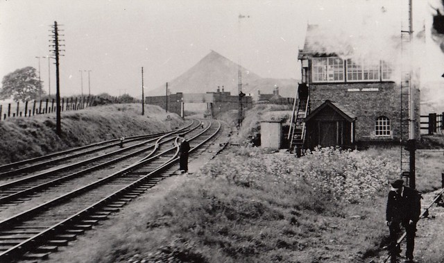 Milton Junction 1957