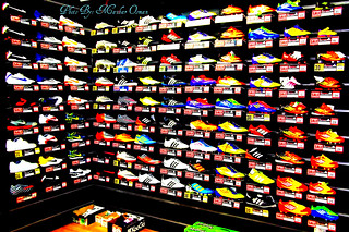 50% price later best selling Football Boots ( Sports Direct, England ) | Mazhar Osman ...