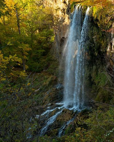 landscape virginia waterfall falls falling springs vamedia