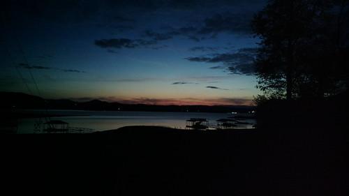 cameraphone sunset lake beach water night georgia landscape nokia shore blueridge 808 toccoa toccoariver pureview nokia808