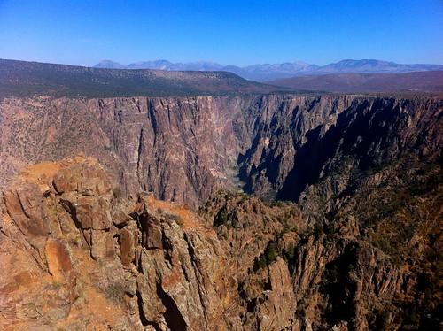 nationalpark colorado geology blackcanyonofthegunnison coloradoplateau warnerpoint