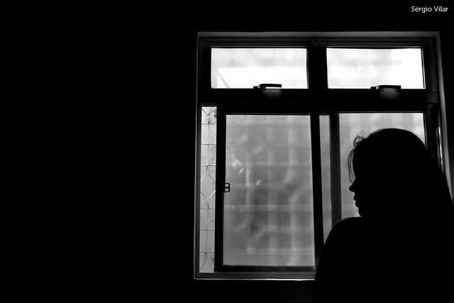 Na janela // In the window