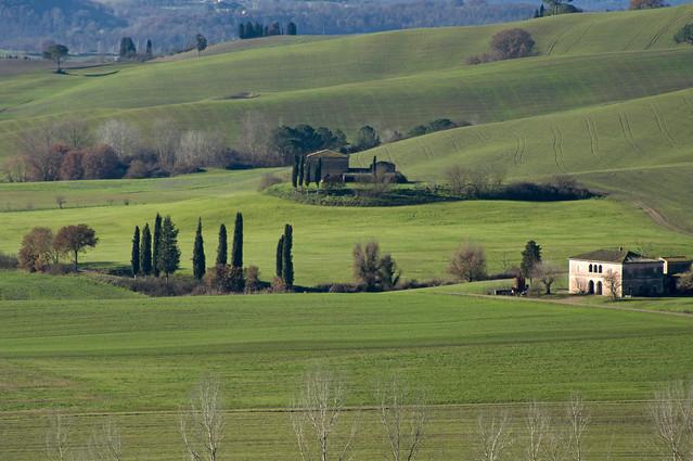 Una piacevole giornata di dicembre - A pleasant day of december (Tuscany, Italy)