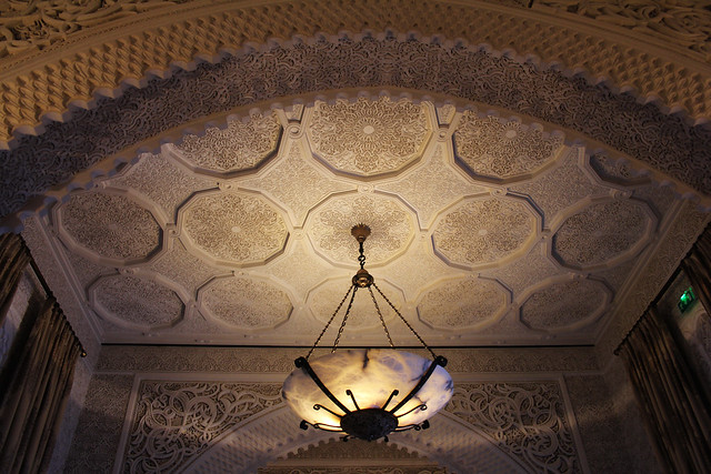 Royal Mansour Ceiling