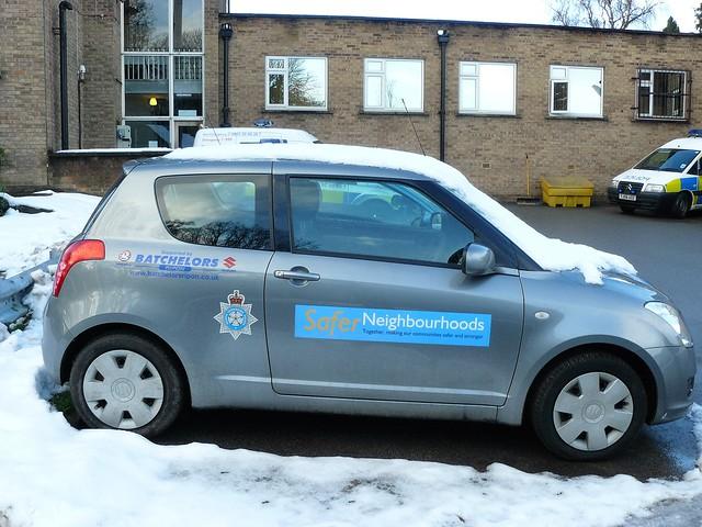 North Yorkshire Police Ripon Police Station 2009 (5)