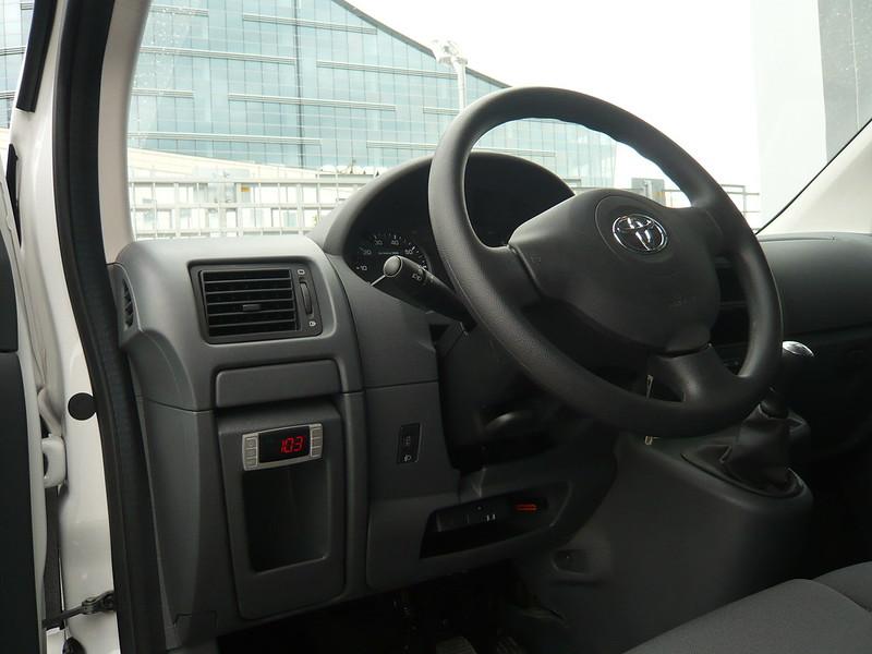 Цифров контролер Toyota Proace