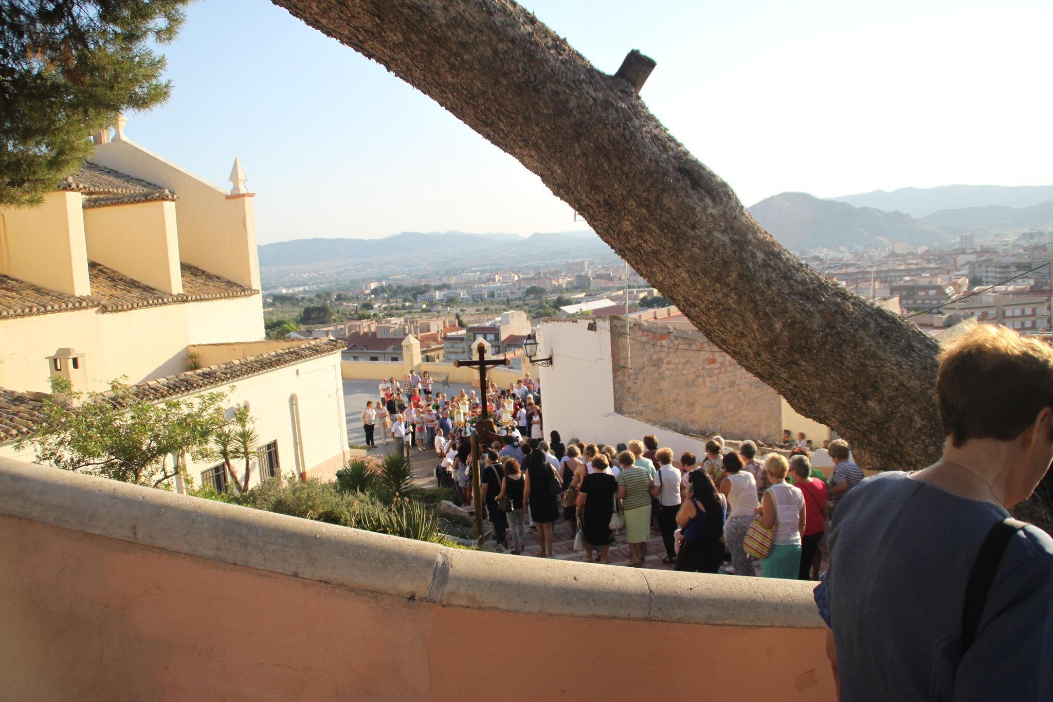 (2015-06-26) - Vía Crucis bajada - Javier Romero Ripoll  (168)