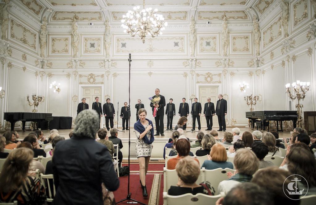 27 сентября 2016, 20 лет хору подворья Оптиной пустыни / 27 September 2016, 20 years of the choir of the metochion of Optina
