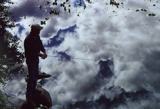 Fishing at Windfall Lake Cabin | by Forest Service Alaska Region, USDA