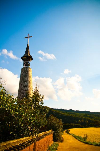 Church in Hahoe Village 하회 마을