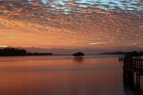 sky colour nature dawn holidays urunga