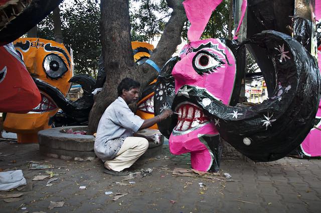 Ravana at Titarpur - The making of the Demon King from Lanka - Photo 2