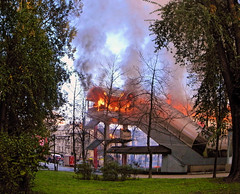 Incendie, Chisinau 7