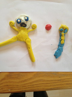 THE OLD TOWN HALL ANIMATION WORKSHOP PUPPETS 8