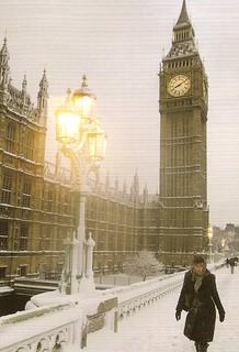 Westminster Bridge   by Leonard Bentley