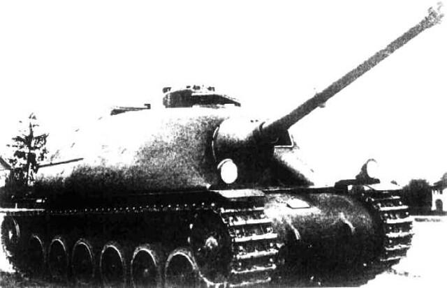 Nahkampfkanone II Gustav