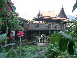 MR Kukrit Pramoj's Heritage home