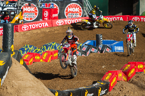 Oakland Supercross 2013