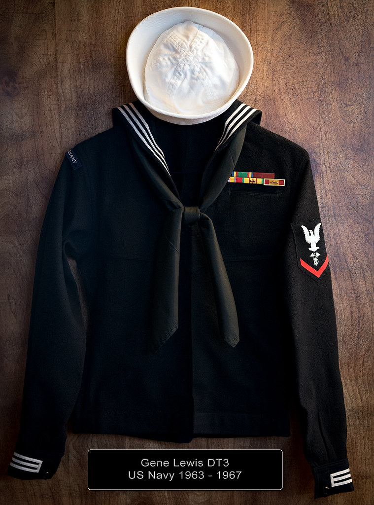 My Dress Blues | I was a Dental Technician in the US Navy fr