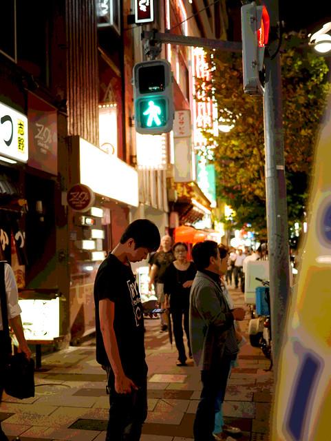 P1040809_1P Night in Shinjuku