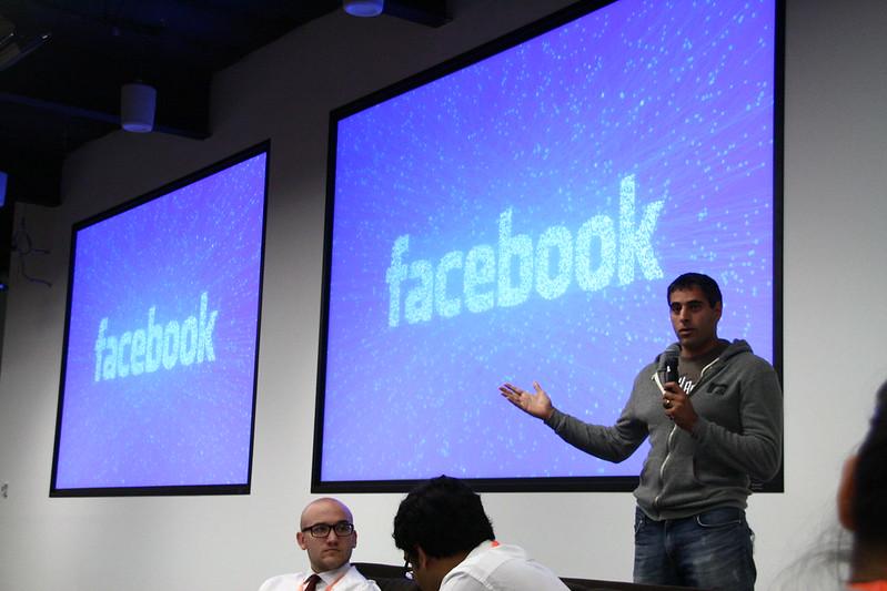 Hackathon @ Facebook