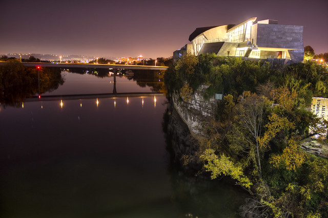 Hunter Museum of American Art, Tennessee River, Chattanooga, TN