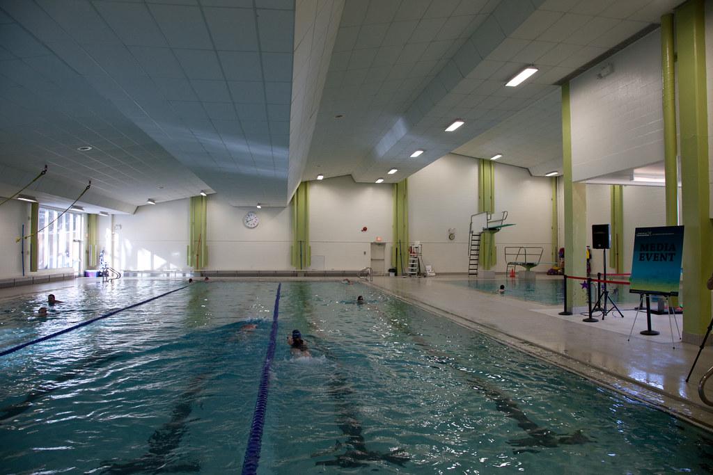 Shouldice Aquatic Centre Reopens