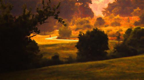 light shadow ohio walk cincinnati autumncolors walker hss glenwoodgardens sliderssunday