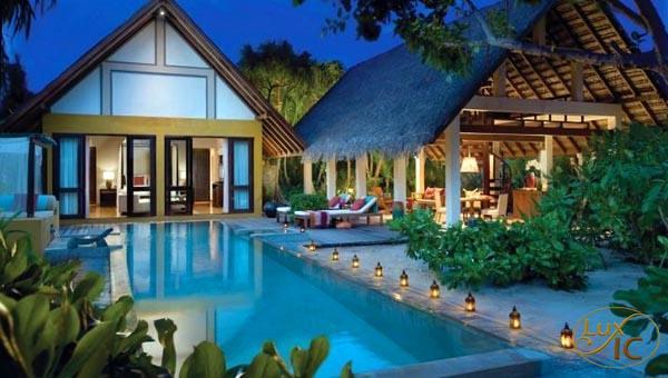 Beach Villa Without Pool King Twintwin Dusit Thani Maldive