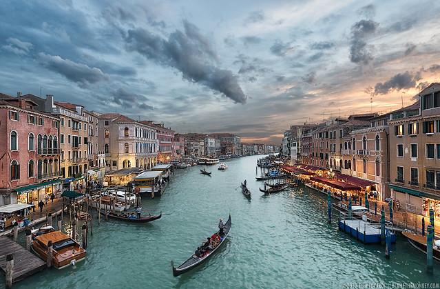 Beyond The Rialto - (Venice, Italy)
