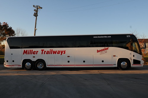 Miller Transportation- Hoosier Ride Bus | by millerbus1