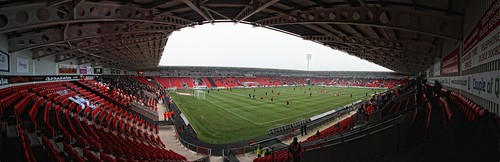 The Keepmoat Stadium, Doncaster | by M R Fletcher