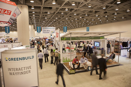 Office Depot Tradeshow Booth at Greenbuild | by Boxman Studios