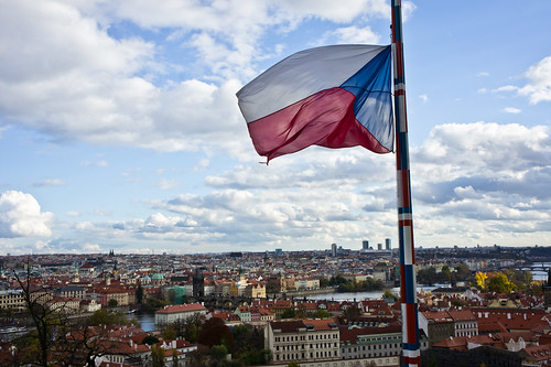 Czech flag | by Sébastien Avenet