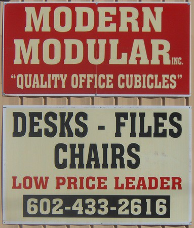 New and used office furniture Phoenix Arizona | by Modern Modular