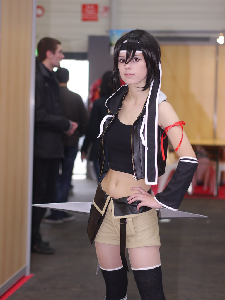 Toulouse Game Show - Cosplay Libre - 2012-12-02- P1500471 ...