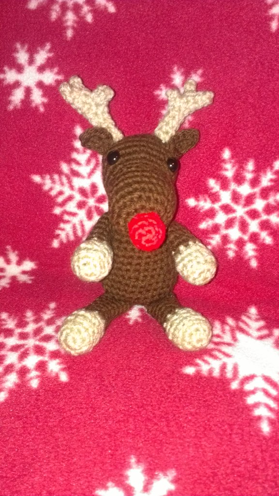 Rudy, the reindeer – Tales of Twisted Fibers | 1023x577