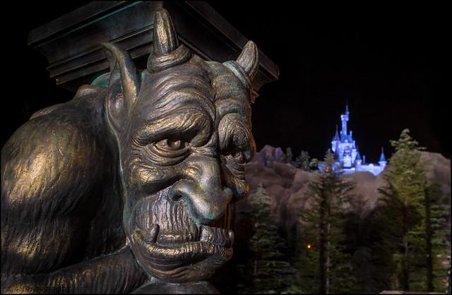 Watching Over You @ New Fantasyland #NewFantasyland #Disney