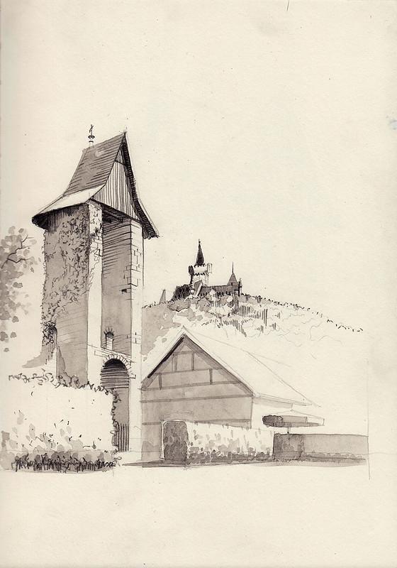 Wernigerode, Malerblick (Painter's View)